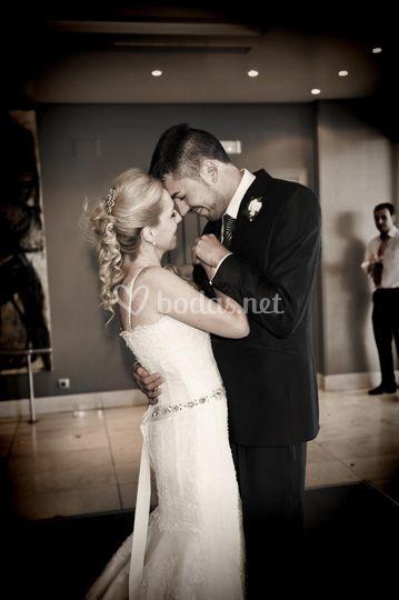 Baile de enamorados