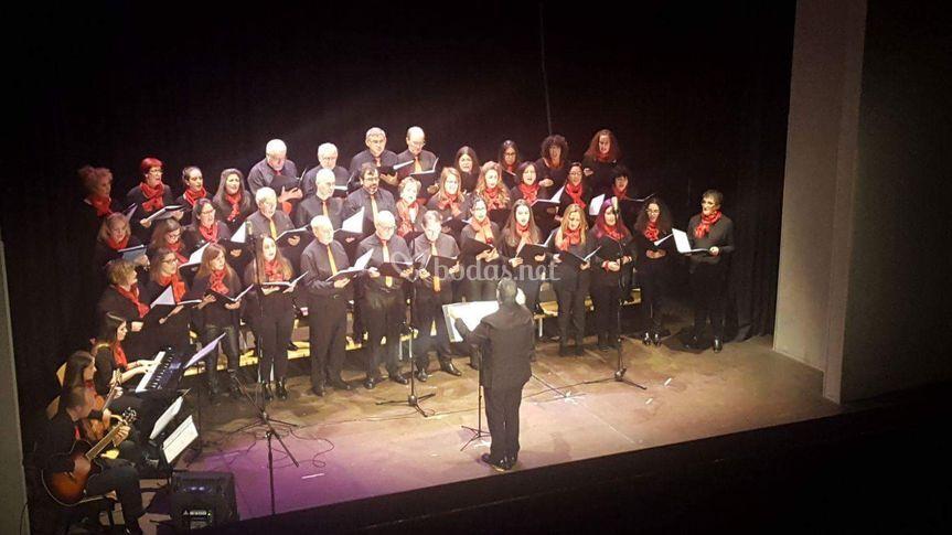Agrupación Musical Voces de Laguna