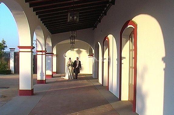 Paseo hacienda