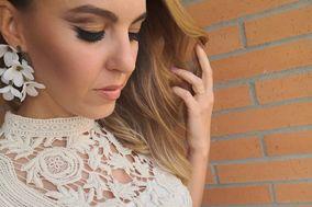 Rocio Indigo Makeup