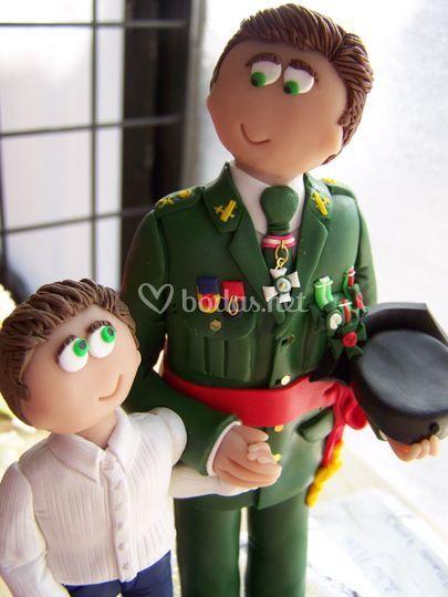 Topper militar