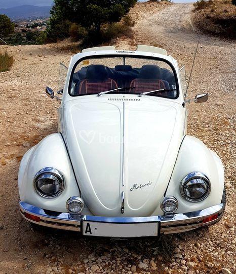 Escarabajo Cabrio 1979