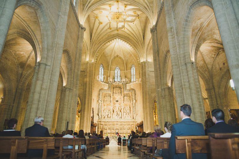 Boda Catedral Huesca