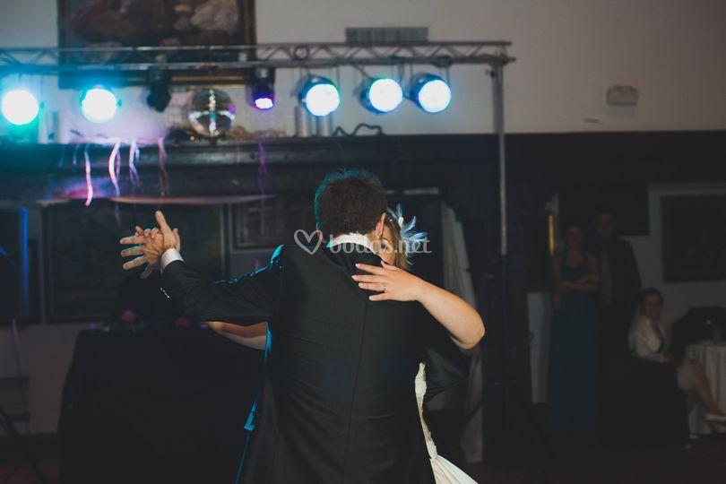 Baile de la boda