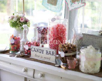 Candy bar sweet