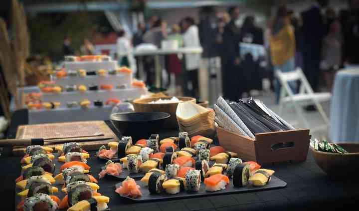 Catering Go Sushi