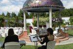 Boda con piano y violín