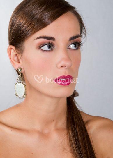 Maquillaje de novia de tendencia