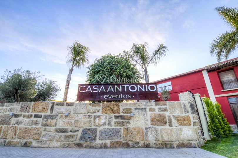 Casa Antonio Eventos