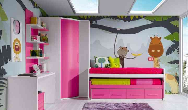 Dormitorio juvenil a medida