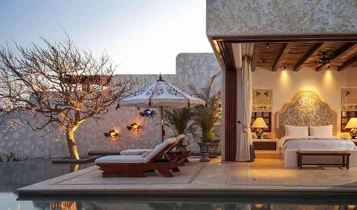Hoteles increíbles