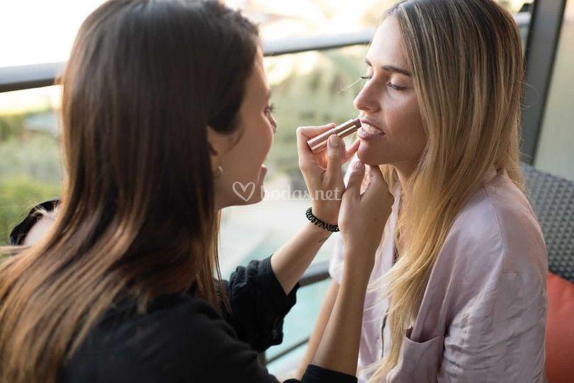 Cristina Gens Makeup