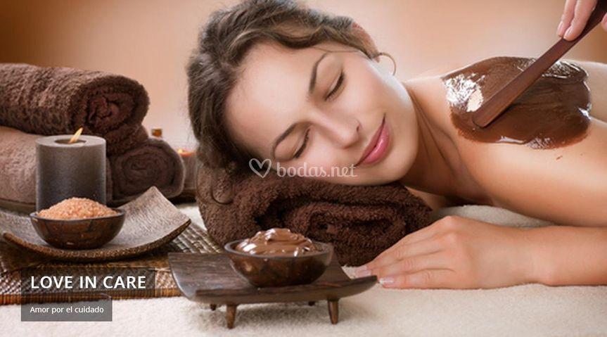 Tratamientos de chocolate