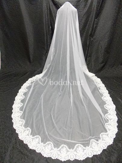 Velos de novia alta calidad