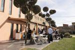 Zona aperitius de El Celler de Can Torrens