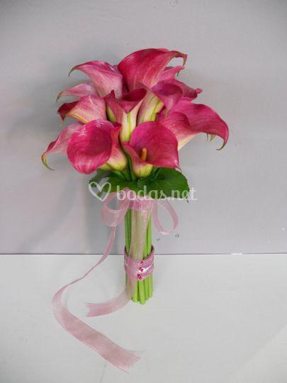 Bouquet mini de calas