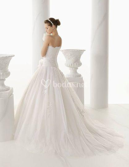 Vestidos de novia precios huesca