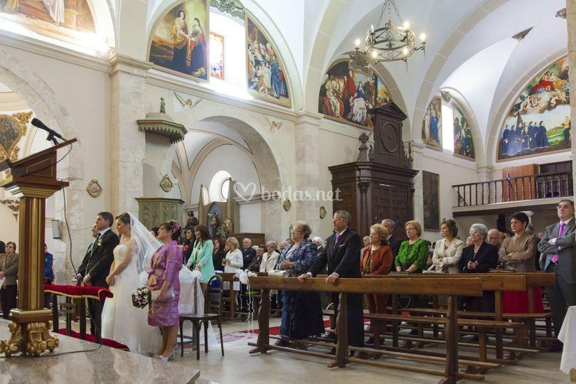 Iglesia el picazo