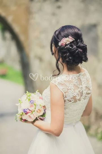 Novia mysterieux violet