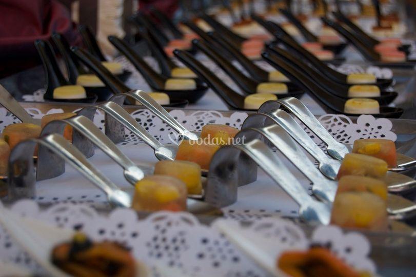Cucharitas selectas