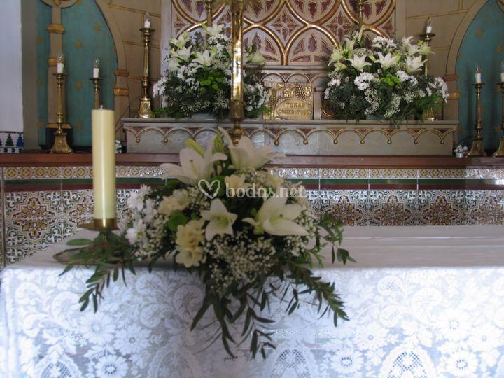 Centros de altar