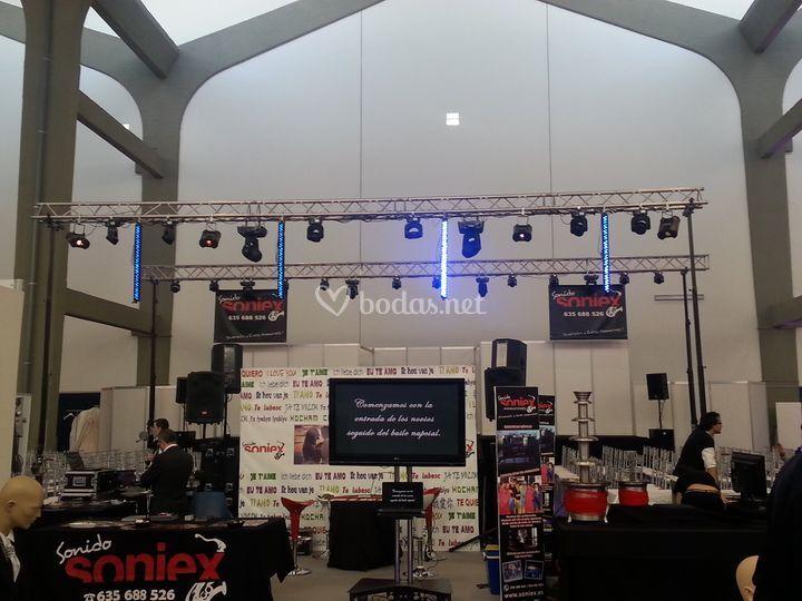 Gala de novios IFEME 2013