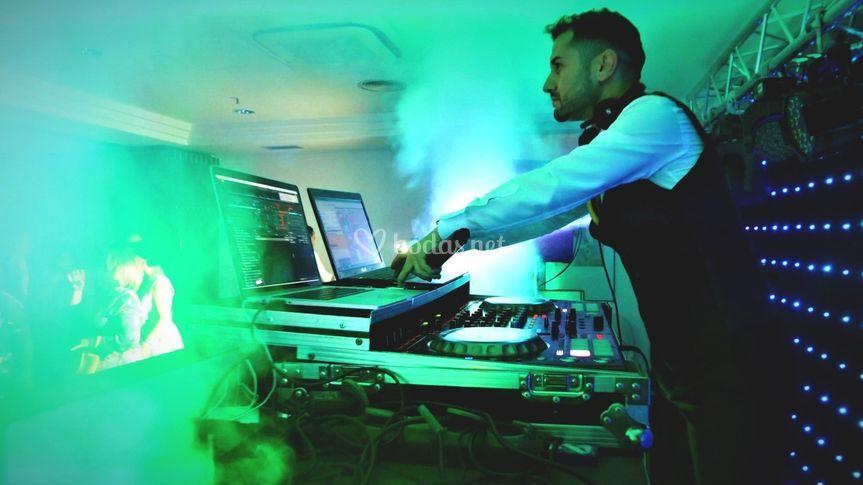 DJ Jorge Parejo
