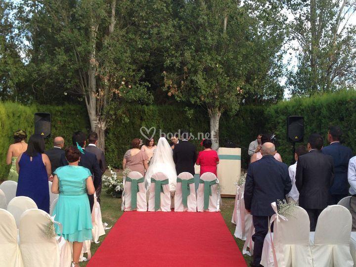 Ceremonia Hotel Vegas Altas