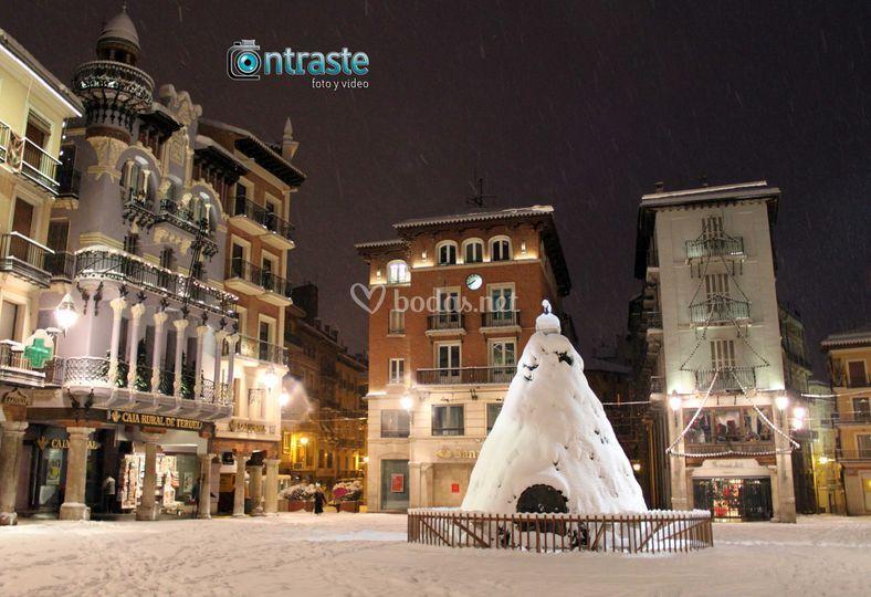 Teruel nevado