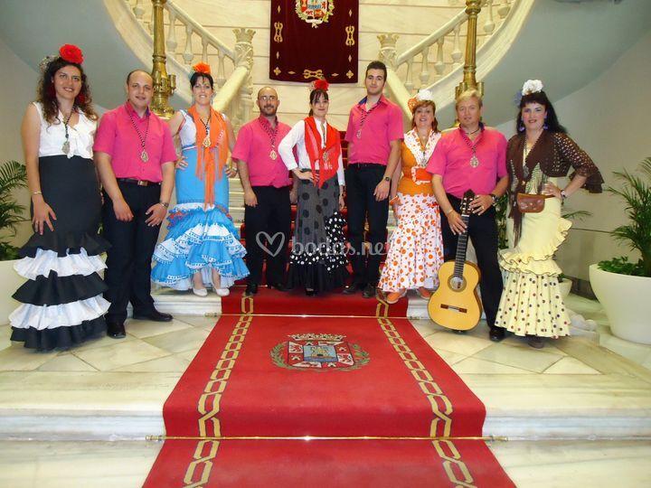Coro rociero para bodas