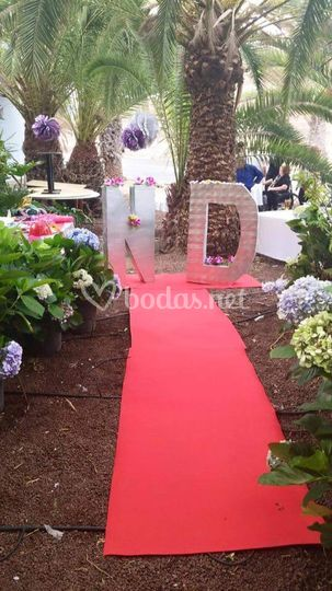 Deco Events Nasire