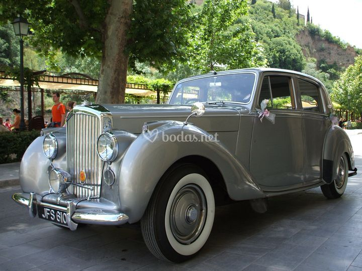 Rolls Royce - Bentley MKVI