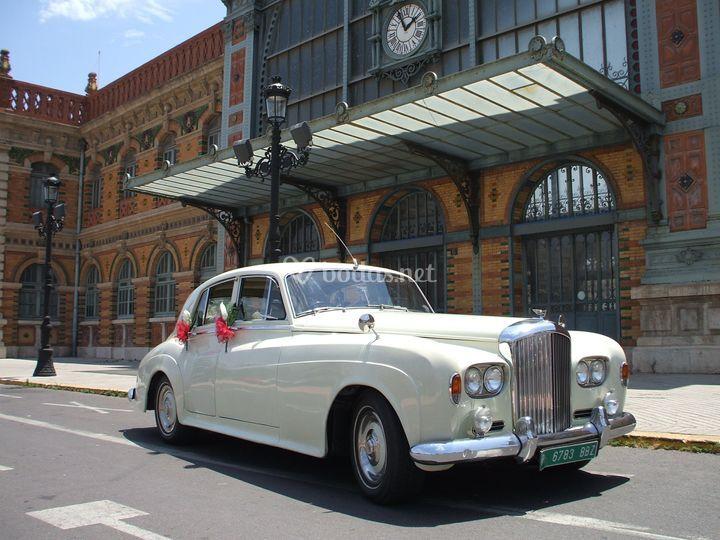 Rolls Royce - Bentley S3