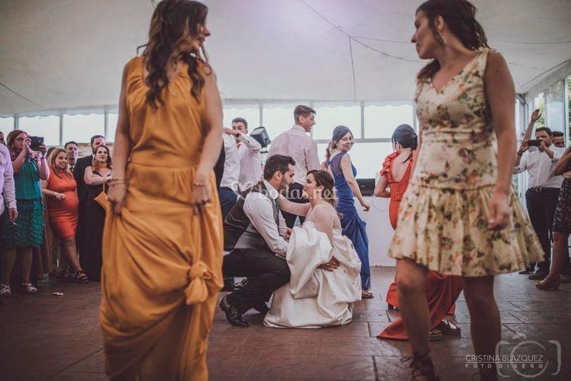 Baile amigos