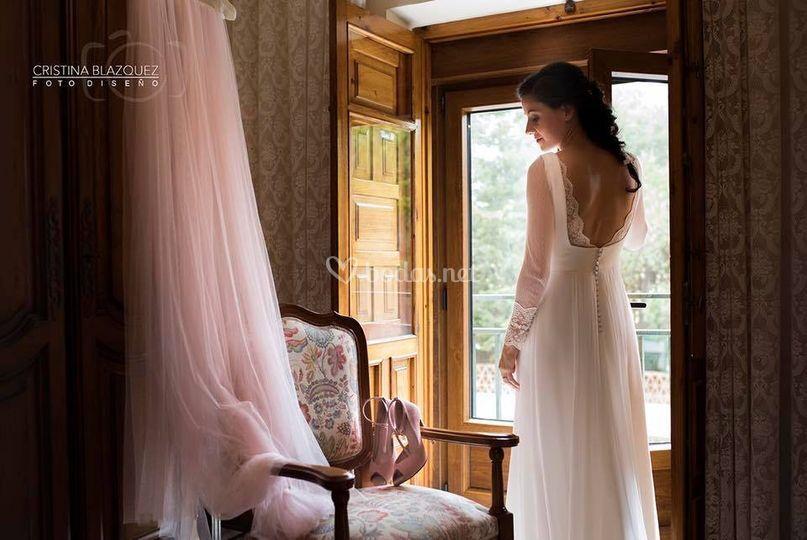 Detalles casa de la novia