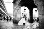Postboda plaza mayor Salamanca