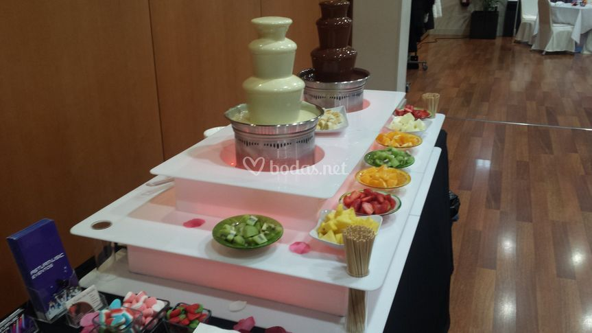 Eventos con Chocolate