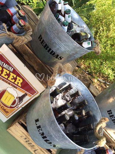 Detalle cervezas