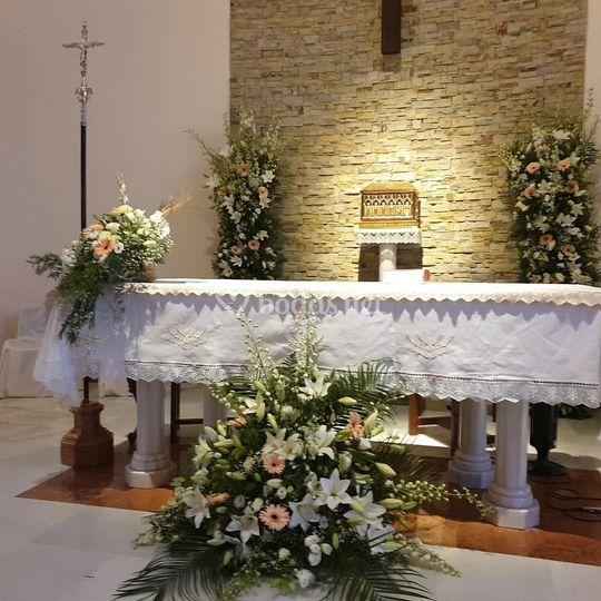 Centros de iglesias