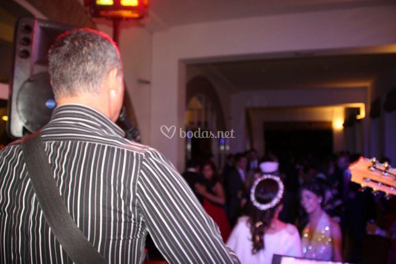 La novia por rumbas