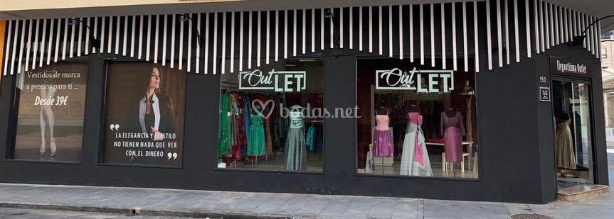Lateral tienda