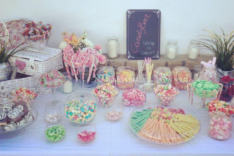 Sweet CandyBar J&M