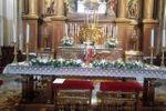 San isidro altar