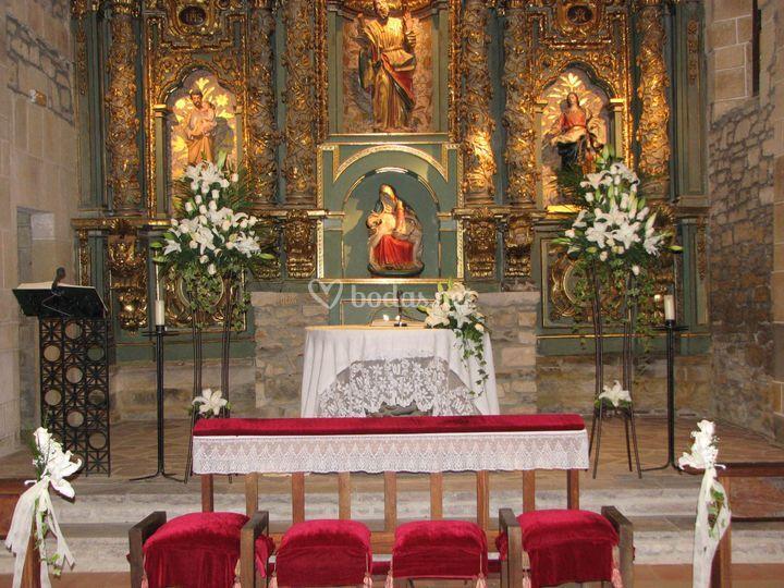 Iglesia de Gamiz