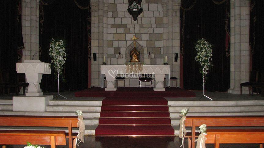 Capilla gótica de Deusto
