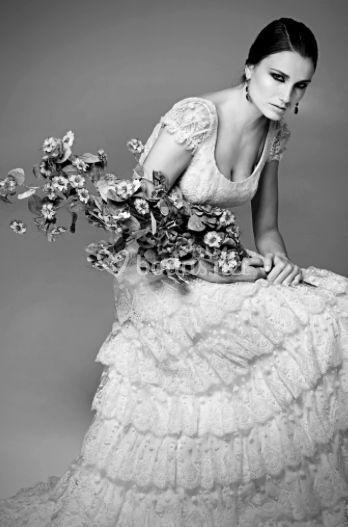 Vestidos de novia aire vintage