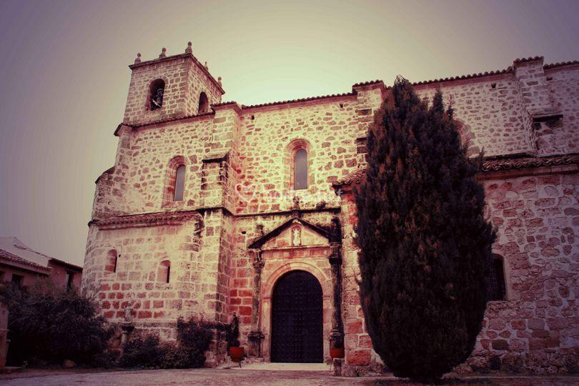 Iglesia de El Olivar
