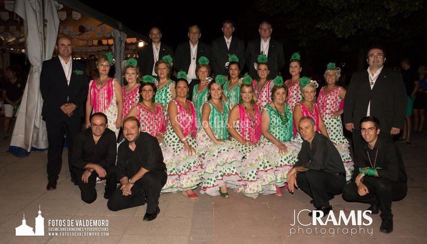 Coro Rociero Virgen del Rosario