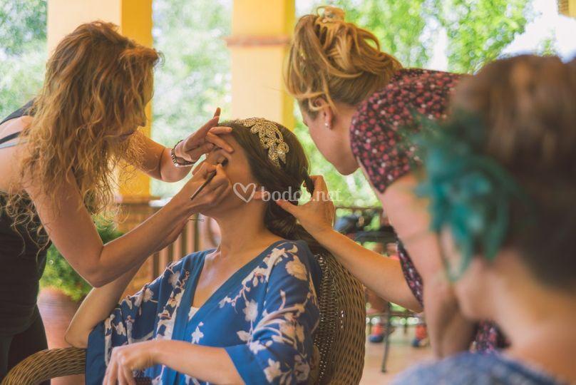 Fotógrafo de bodas en Priego