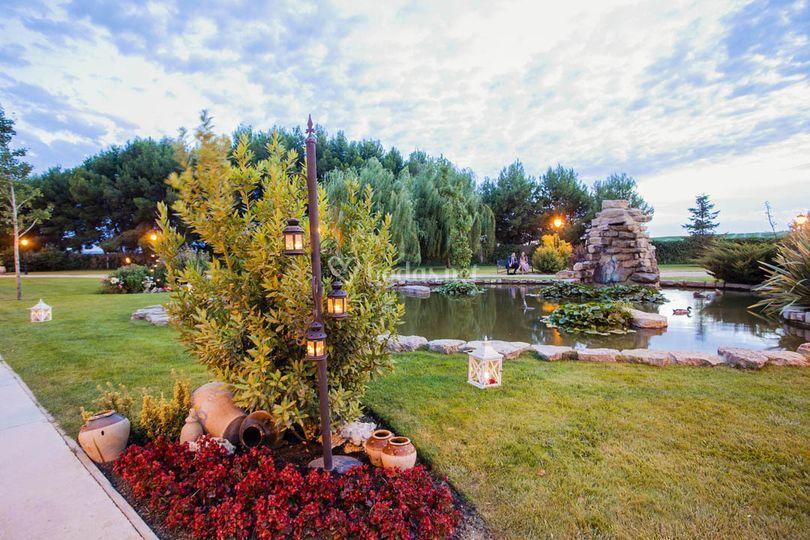 Los jardines del canal de la cocina de jos fern ndez for Cocina de jose fernandez